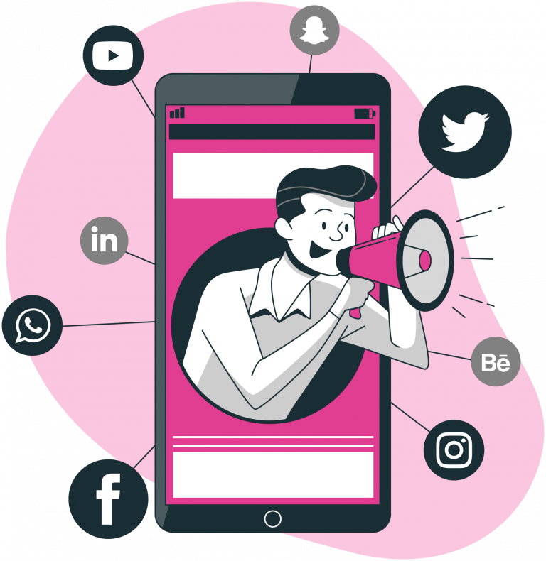 Publicidad en redes sociales en córdoba